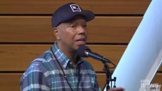Russell Simmons on the stages of meditation