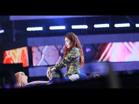 170924 대전 sf 뮤직 페스티벌 - 현아 베베
