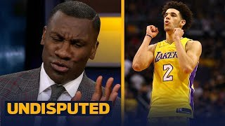 What LaVar Ball is doing is a huge disservice to Lakers rookie Lonzo Ball | UNDISPUTED