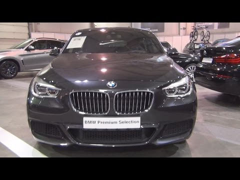 BMW 535d xDrive Gran Turismo (2015) Exterior and Interior in 3D