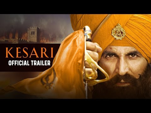 Kesari | Official Trailer (2019)