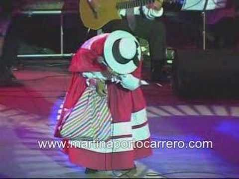 Martina Portocarrero - Mamacha De Las Mercedes