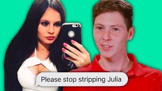 Meet Brandon and His Russian Fiancé Julia | 90 Day Fiancé