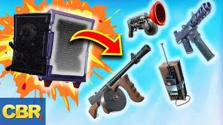 15 Vaulted Fortnite Items We'd Love To See Return