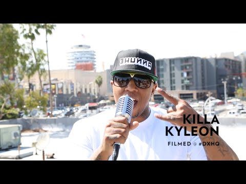 Killa Kyleon - Hollywood Freestyle