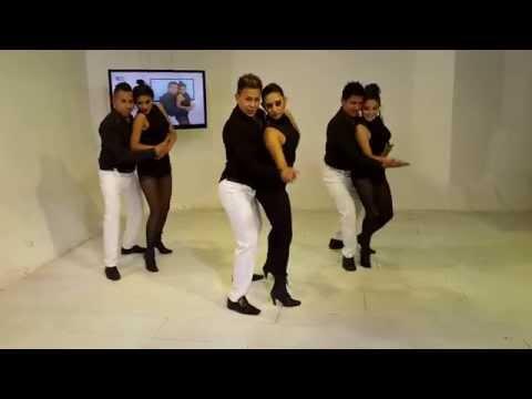 ERES MIA Romeo Santos Coreografia Rio Dance Show
