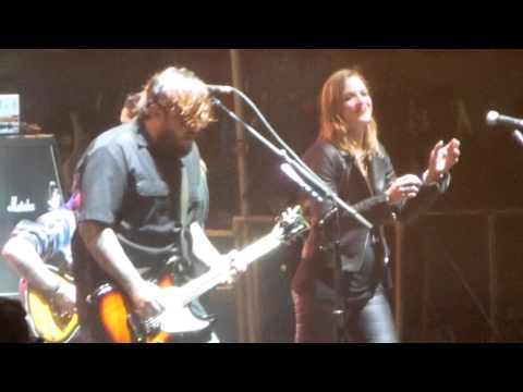Baixar Seether feat. Lzzy Hale - Broken  KROCKATHON Aug 2 2014 Syracuse