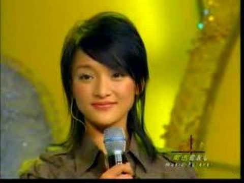 周迅-從明天 Live 2003