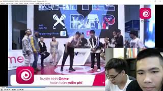 Cười Ỉa Phúc Du,DVD,Hades Reaction Battles Rap - OTD Lăng LD, Ricky Star,LC King,..