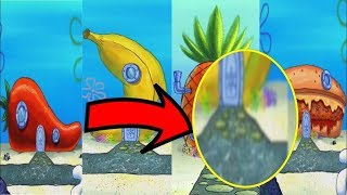 10 Things You Never Noticed In Spongebob Intro