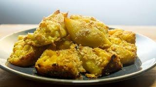 Mac & Cheese STUFFED Mac & Cheese