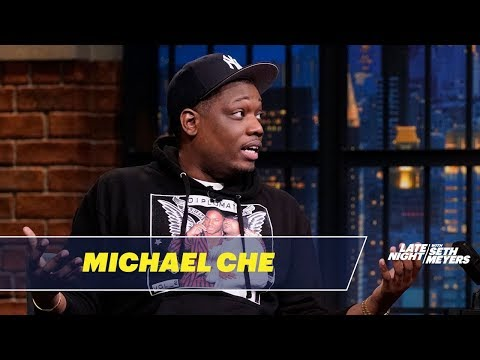 Michael Che Once Did Stand-Upat a Drug Dealer's Birthday Party