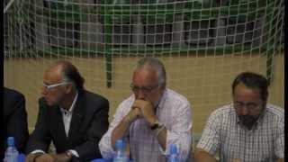 El fútbol sala de élite se acaba (de momento) para Segovia