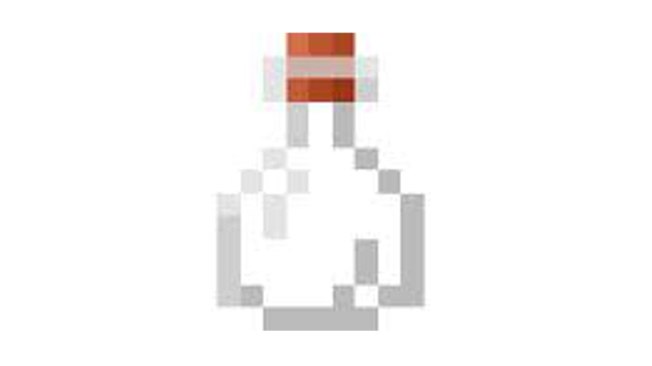 Minecraft - How to Craft A Glass Bottle - YouTube