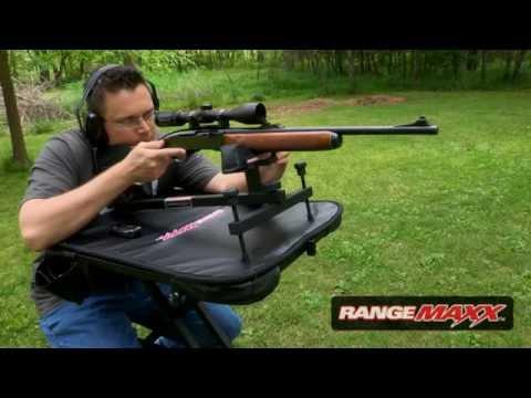 Precise shooting with the RangeMaxx Zero Shooting Rest