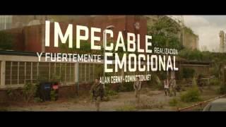 Melanie Apocalipsis Zombi - Saludo Colm McCarthy (Director)