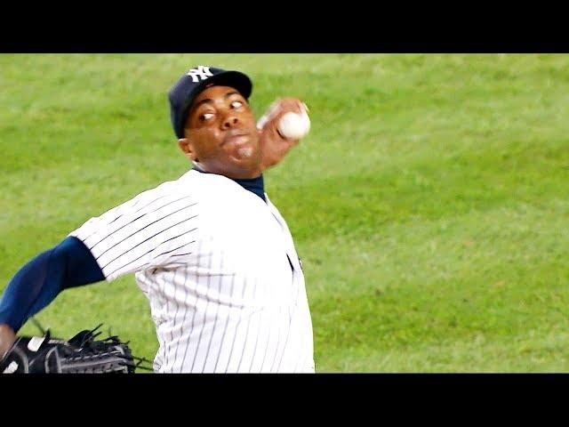 MLB/火球男終結者續留洋基 將繼續鎮守至2022年