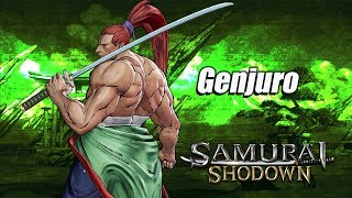 Genjuro Trailer preview image