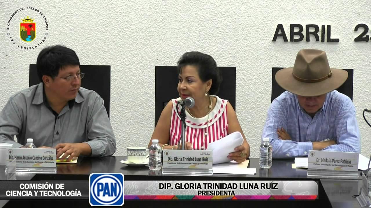 Reunión de Comisión de Ciencia y Tecnología 23 de Abril de 2015