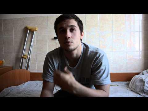 Євромайданівець про лікування в Румунії та реабілітацію в Україні