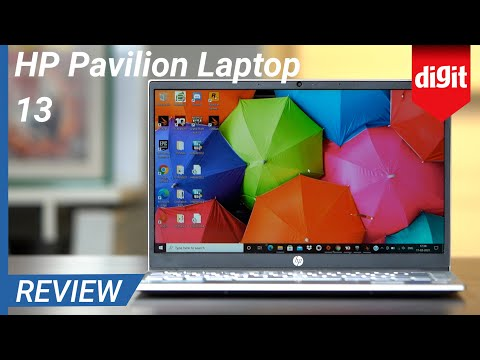 HP Pavilion Laptop 13 Review: Ups The Ante Of The Pavilion Series