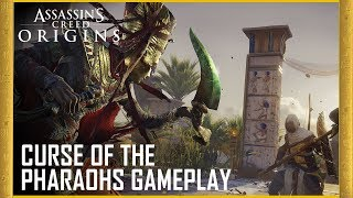Assassin's Creed Origins - Curse of the Pharaohs Játékmenet