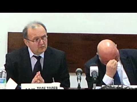 """Научно-практическа конференция: """"Нова Високотехнологична индустриализация на България"""" - Част 2"""