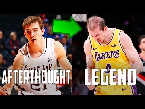 The Legendary Story Of Alex Caruso: From Undrafted NOBODY To LEGIT Contributor!