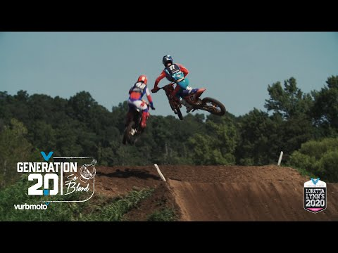 Generation 2.0 So Bland ft. Max Vohland in 125cc (12-17) - vurbmoto
