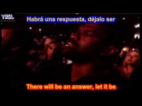 Baixar Let it  be  -  The Beatles  (SUBTITULADO  ESPAÑOL INGLES )