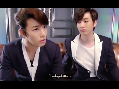 [Part 8] HaeHyuk/EunHae sweet moments -