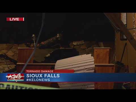 City of Sioux Falls maps storm damage