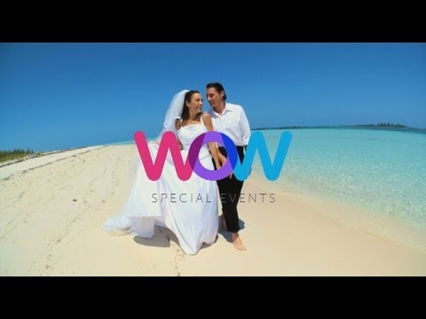 WOW Special Events Wedding Package