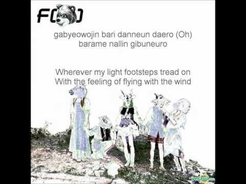 f(x) -- Lets Try ( 훌쩍 ) [Eng   Rom ] lyrics .