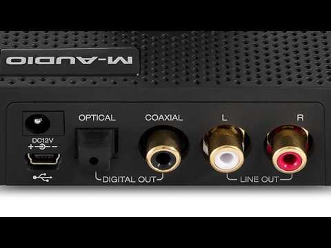 Introducing the M-Audio Super DAC