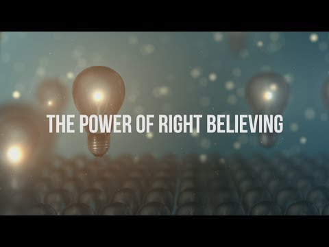Joseph Prince The Power Of Right Believing Pdf