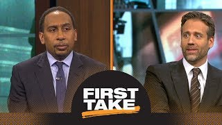 First Take reacts: Kyrie Irving says contract extension doesn't make sense | First Take | ESPN