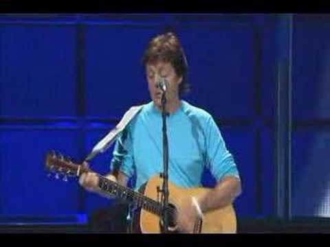 Paul McCartney - I Will