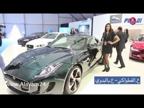كواليس إفتتاح المعرض الدولي للسيارات في دورته الـ 10