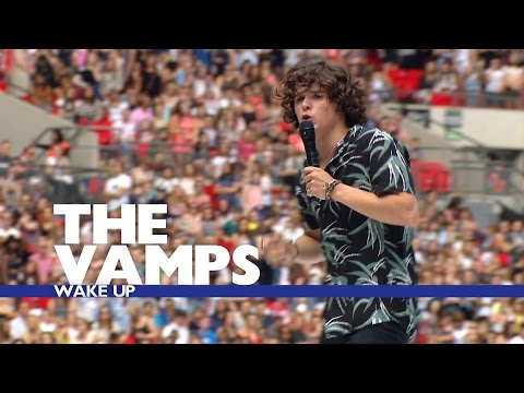 The Vamps - 'Wake Up' (Live At The Summertime Ball 2016)