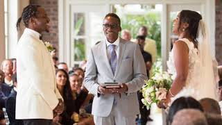 The Pusha-T Wedding... Full coverage