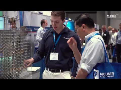 Melexis: Next-Gen Triaxis® Position sensor IC Demo
