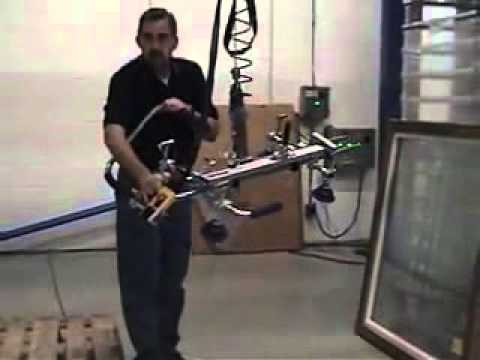 Movomech Mechchain AGR Industrial Manipulator - Handling Glass - 110 kg