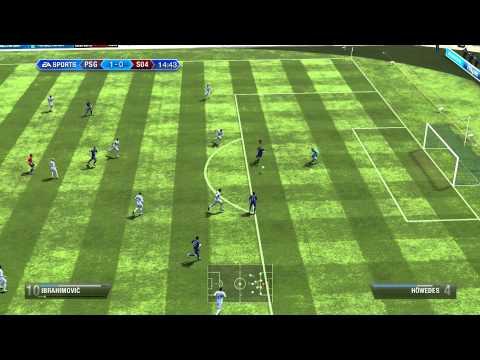 FIFA 13 Online Match - 3 Goals In 20 Minutes