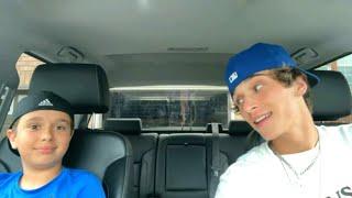 Josh Richards - Live | Carpool Karaoke with his little brother | July 16, 2021 #Joshrichards #Live