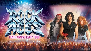 The ROCK OF AGES Tenth Anniversary Tour - Montage