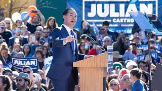Democrat Julián Castro Announces 2020 Bid For President | NBC News