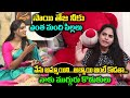 Funny talk between Jabardasth lady getup comedians Vinodini and Pinky