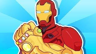YO MAMA SO UGLY! Thanos Snap - Avengers: Infinity War