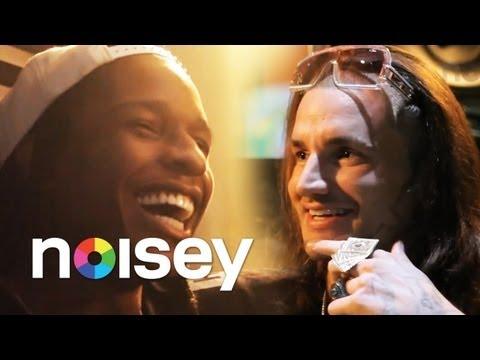 Baixar A$AP Rocky X Riff Raff ft. A$AP Yams - Back & Forth - Episode 19 Part 2/2